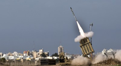 Pentagon looks to Israel's 'Iron Dome' for new missile shield