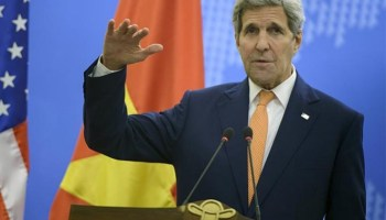 Secretary of State Kerry: We need less media coverage of terrorism