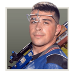 Spc. Daniel LOWE Watercraft Engineer Air Rifle, Three-Position Prone Rifle