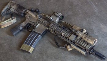 SERE Instructor: Why the Daniel Defense MK18 is so popular