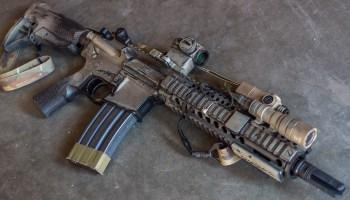 Watch: Daniel Defense MK18 CQB Setup
