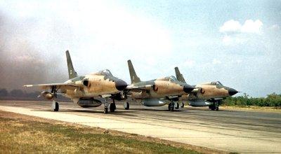 "F-105 ""Thud"" mechanic recalls Vietnam days"