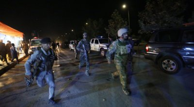 The American University of Afghanistan in Kabul is under attack