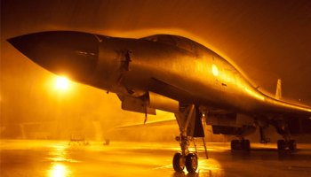 B-1 bombers to patrol skies from Guam