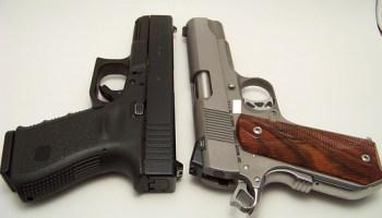 Glock vs. 1911