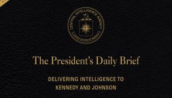 CIA isn't spilling its guts to Trump, Clinton