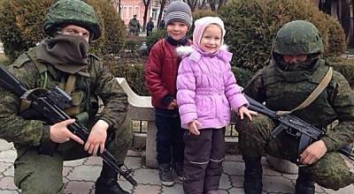 Little green men; Russia's Hybrid Warfare (Part 1)