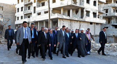 Syria Is Calmer but Cautious as Cease-Fire Begins