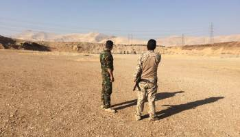 "Iraq to the Peshmerga: ""Back down or else!"""