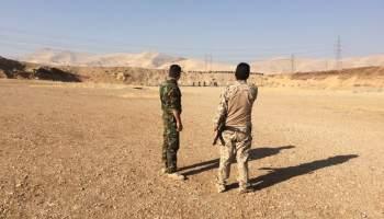 Iraq to the Peshmerga: