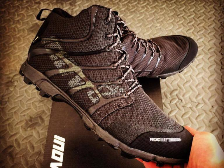 Details about  /Inov8 Roclite G 286 GTX Womens Walking Boots Black