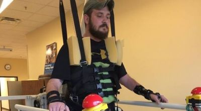 Army taking second look at case of paralyzed Green Beret facing discharge