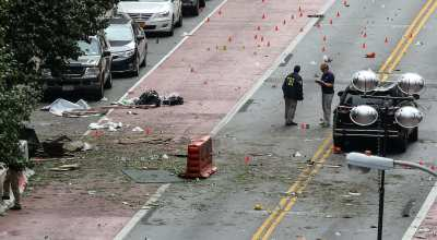 News Roundup: Bombings hit New Jersey and New York, Oakland prostitute sues city, Coolio arrested at LAX