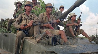 How the West Missed the Horrors of Cambodia