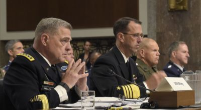 'We lied to the American people.' Congress laments failure to fix the military's budget mess