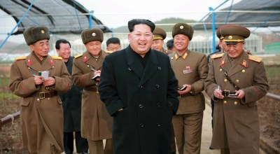 Tremor Points to a Nuclear Test in North Korea