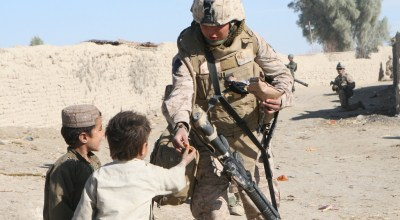Veteran Spotlight Q&A: Female former Marine on her path to law school, women in combat, and more