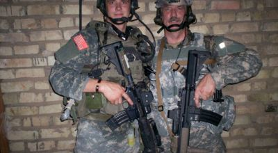 U.S. Army Special Forces commander backs paralyzed Green Beret