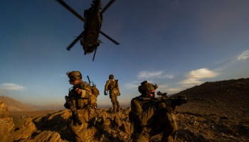 SOF capabilities could be used along the U.S./Mexico border to enable law enforcement success