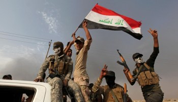 Watch: Iraqi Security forces liberate strategic ISIS held city of Shiqat, Iraq