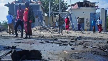 Suicide Car Bomb Kills Somali Military General
