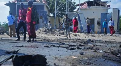 Suicide Car Bomb Kills Somali Military General