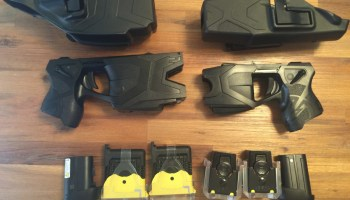 Less Lethal Weapons | Taser