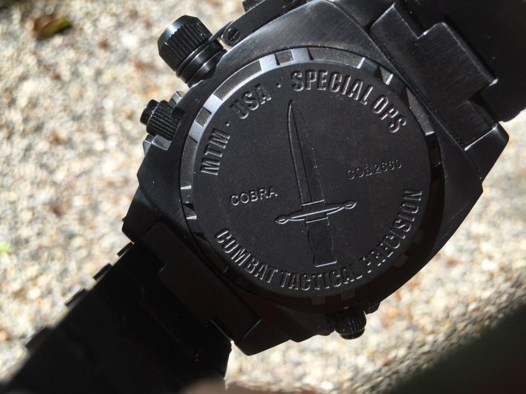 MTM Special Ops Watch   Cobra