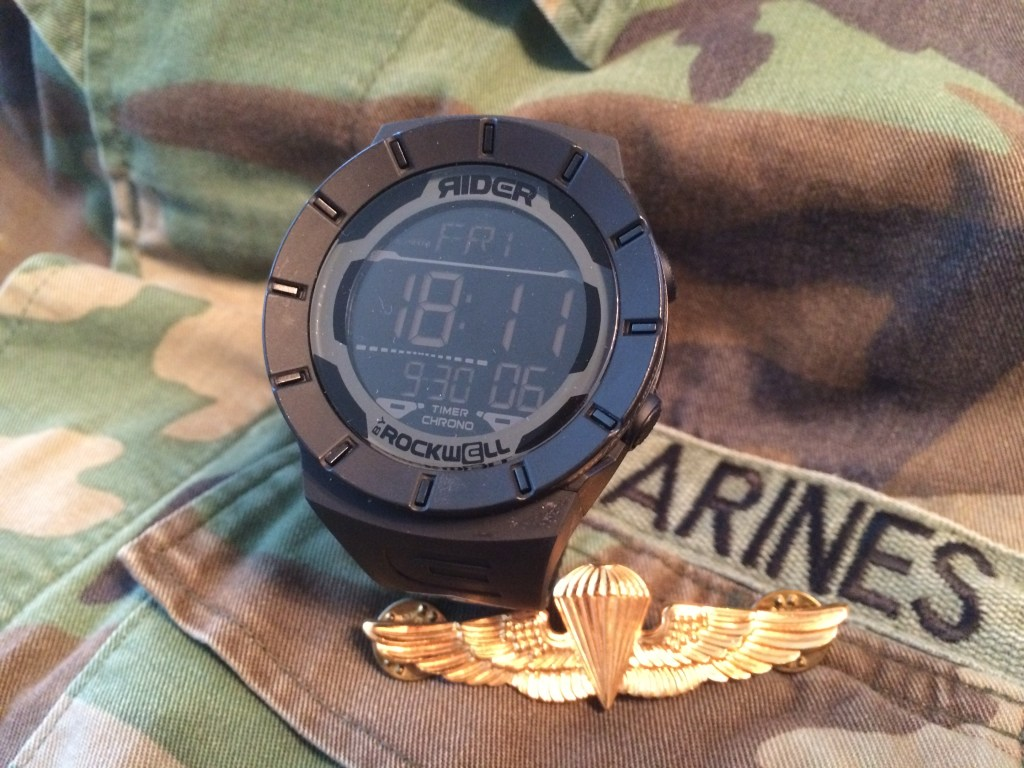 The Rockwell Coliseum Raider Project Watch | Review