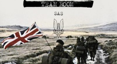 Watch: Inside the Team Room with the British SAS- The reasons that motivated us to join the SAS