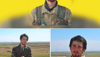 Remains of U.S. fighters killed by Daesh 'ISIS' are finally homeward bound