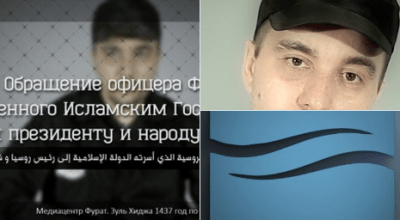 WATCH: ISIS Imprisoned 'Russian Intelligence Officer' delivers message to Russia