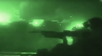 Watch: U.S. Special Forces night raid in Iraq – hostile contacts, and a goat
