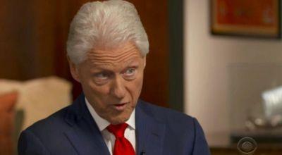 CBS News edits transcript, video clip of Bill Clinton discussing Hillary's health