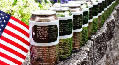 Legacy Lager honors fallen troops, raises money for Gold Star families