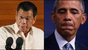 Obama Cancels Meeting With New Philippine President Duterte