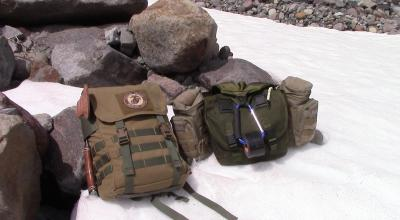 Watch: Wilderness Harness Loadout