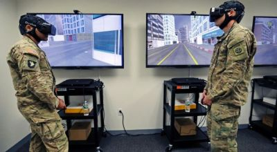 Army and Tufts study how people think, respond to stress