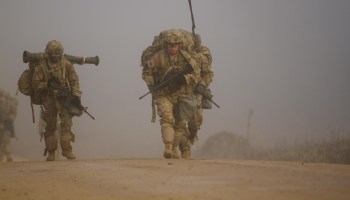 Army is downsizing to smallest size since WWII, everyone has to be deployable