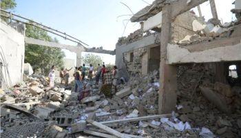 Yemen conflict: Dozens killed when airstrike hits prison in Hudaydah