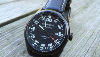 Minuteman Watches   The Jester Watch