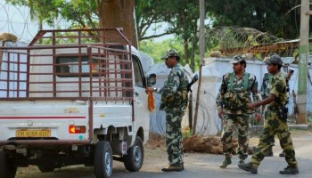 Police kill 24 Maoist insurgents in India