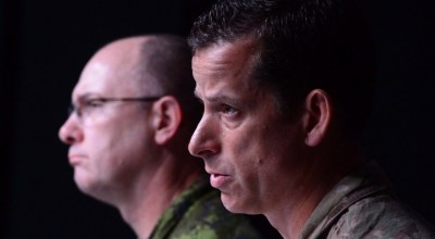 Canadian special forces have been in gunfights with ISIS on front lines, general says