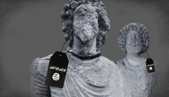 UNESCO confirms ISIS funded by sale of artifacts
