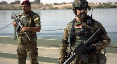 Iraqi Special Forces kill eight ISIS Militants in Mosul as civilians cleared out
