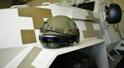 Ukraine Is Using Microsoft's Hololens to 'See' Through Its Tanks