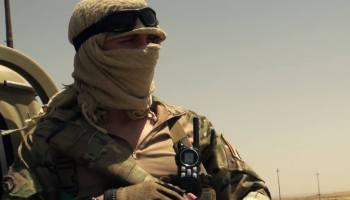 Interview with American YPG fighter: I got shot six times fighting ISIS and I'm going back