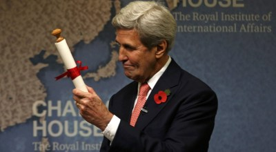 John Kerry Promises to Work 'to the Last Moment' to End Syrian Violence