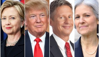 News Roundup Special: And the highly sought-after News Roundup presidential vote goes to...