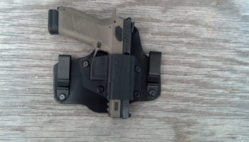 The Black Storm Defense Holster – Final review